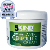 Cellulite Cups and Professional Cellulite Cream Set by 5kind