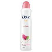 Dove Go Fresh Pomegranate Antiperspirant Deodorant 250Ml