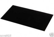 Luxurious Black Velvet Jewellery Display Pad 36cm x 19cm