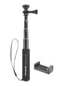 Cullmann FREESTYLER XSB Mobile Handheld Pod - Black