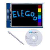 Elegoo UNO R3 7.1cm TFT Touch Screen with SD Card Socket w/ All Technical Data in CD for Arduino UNO R3