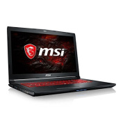 MSI GL72M 7REX 1225UK 44cm Gaming Laptop - (Black)