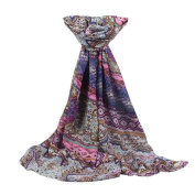 Kavitoz Fashion Women Long Soft Wrap scarf Ladies Shawl Chiffon Scarf Scarves Choice of Colours