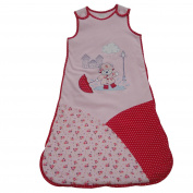 Baby Sleeping Bag 2.5 TOG Bedding 6-24 Month - boys and girls designs by Pitter Patter