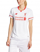2015-2016 Liverpool Away Ladies Football Shirt
