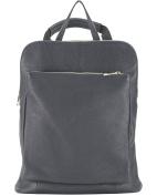 histoireDaccessoires - Women's Leather Backpack - SA150123RL-Leonardo