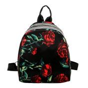 Women Backpack , Xinantime Girls Cute Print Preppy Style Travel Bag School Bag