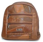 Stefano Women's Backpack brown Cognac