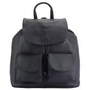 """ Irene"" GM Backpack in genuine calfskin leather- 2067"