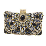 FZHLYNew Ladies Evening Bag Luxury Clutch