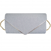 Meliya Womens Fashion Handbag New Flash Material Clutch Evening Bag Crossbody Bag