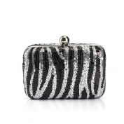 FZHLY European And American Fashion Evening Bag Shoulder Clutch Bag