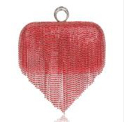 Tassel Dinner Bag Luxury Clutch Cheongsam Handbag Evening Bags Purse For Nightclub Party Wedding Clubs