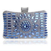 Ladies Evening Package Diamond Clutch Luxury Pillow-type Handbags For Nightclub Party Wedding Clubs