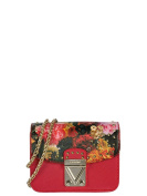 Valentino by Mario Cyprus Mini Clutch Bag - Cyprus - VBS2DG01 - Red