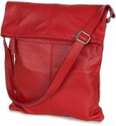 Taschenloft Woman Shoulder bag - Messenger Bag leather (30 x 32 x 2 cm)