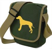 Rhodesian Ridgeback Dog Bag Reporter Bag Shoulder Bag Ridgeback Silhouette Ridgie Xmas Gift Choice of Colours