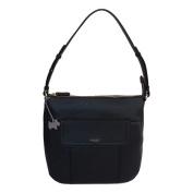 RADLEY 'Rosedene' Medium/Large Black Leather Shoulder Bag - RRP £199 - NEW