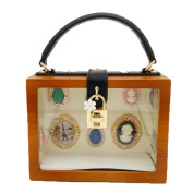FZHLYEurope And The United States Handbags New Wooden Handbags