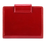 WITTCHEN Classic Trendy Wallet, Colour red, collection Verona