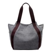 Women'S canvas bag,Shoulder bags Art handbag Top-Handle bags Crossbody bags for women travel-A