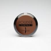 Lovely Pop Cream Powder Compact – Shade No. 10 Ebenholzschwarze Skin Chocolate