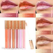SHEMROW 5 Colours Waterproof Long Lasting Durable Matte Liquid Lipstick Beauty Lip Gloss