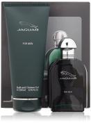 Jaguar for Men Set - Eau de Toilette + Shower Gel