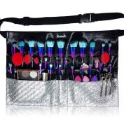 Makeup Belt Apron Cosmetic Artist Brush bag Beauty Concealer Eyeliner Holder