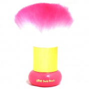 Saffron Pink Body Brush, kabuki