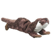 River Otter 12 Plush Stuffed Animal Toy by Wildlife Artists