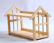 kitchen Creative Seasoning rack Multifunction Shelf House styling Solid wood material