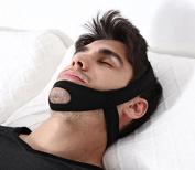 Snoring Aids, Adjustable Stop Snoring Chin Strap Anti Snore Device Snoring Solution