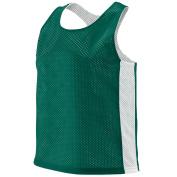 Augusta Sportswear WOMEN'S REVERSIBLE TRICOT MESH LACROSSE TANK 968