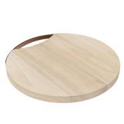 Black Velvet Studio Chopping board Copper Natural colour Circle shape Nordic style Manog/copper 3x38x38 cm