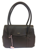 "Radley Medium Flapover Brown Tote ""Waterloo"""