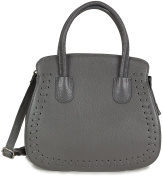 Taschenloft Woman Handbag Tote made of grained leather