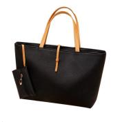 Quistal Women's Handbags Ladies Tote Large Capacity Shopping Crossbody Shoulder Messenger Bag