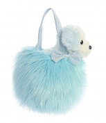 Aurora World Fancy Pals Pet Carrier, Fluffy Blue by Aurora World