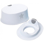 Strata Little Star Step Stool and Toilet Training Seat