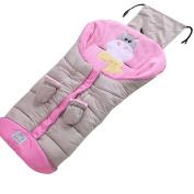 Fairy Baby Toddler Waterproof Cosytoes Univeral Fleece Footmuff Stroller Blanket