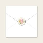 Vintage Country Charm - Wedding Envelope Seals
