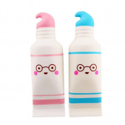 VNEIRW Cute Toothpaste Jumbo Scented Squishies Slow Rising Squeeze Baby Soft Toys Stress Relief Toys