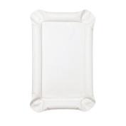 SKÖTSAM - Babycare mat, white