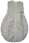 ALVI Mäxchen Thermo Streifen beige Sleeping Bag 70 cm