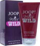 Joop Miss Wild Womens Beauty Body Haircare 150ml Fragrance Shower Gel For Her