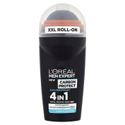 LOreal Men Expert Roll-On Carbon Protect Deodorant 50Ml