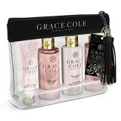 Grace Cole of England Vanilla Blush and Peony Travel Set