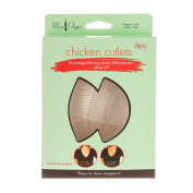 Miss Oops Chicken Cutlets, Pack of 1