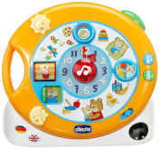 Sing & Play Clock Bilingual Chicco German & English Baby Toy